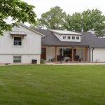 Hosier - Roof Siding Gutter After - Richmond Exteriors