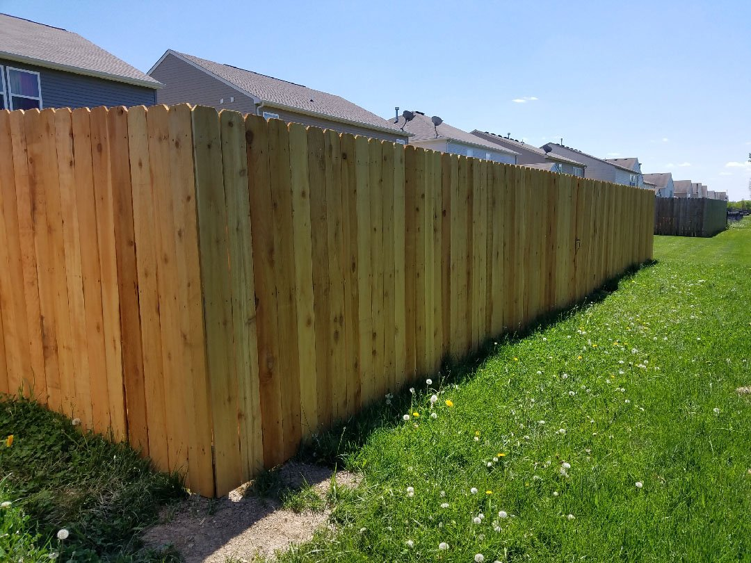 Lechuga_Fence_After Indianapolis - Richmond Exteriors