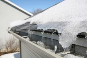 frozen-gutters - Richmond Exteriors