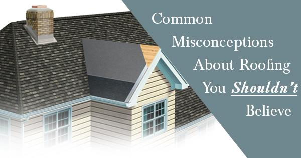 roofing-myths - Richmond Exteriors