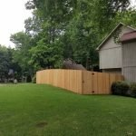 tomlinson fence after - Richmond Exteriors