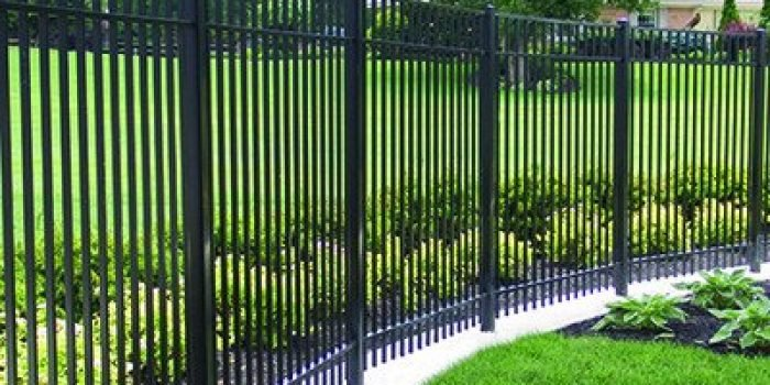Aluminum Fence Indianapolis Richmond Exteriors