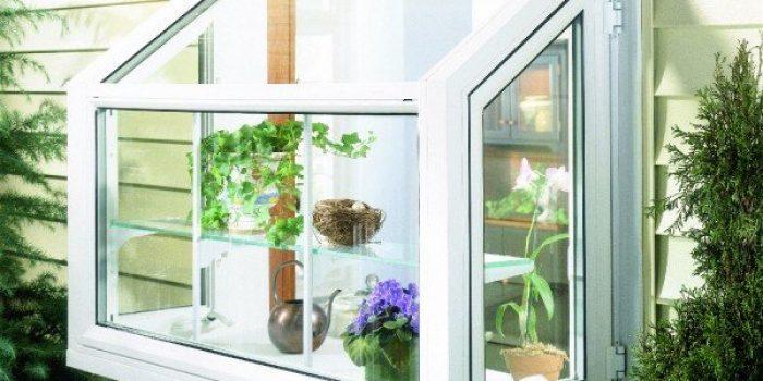 Garden windows Indianapolis - Richmond Exteriors