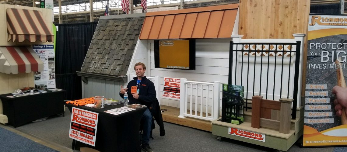Indianapolis Home Shows - Richmond Exteriors