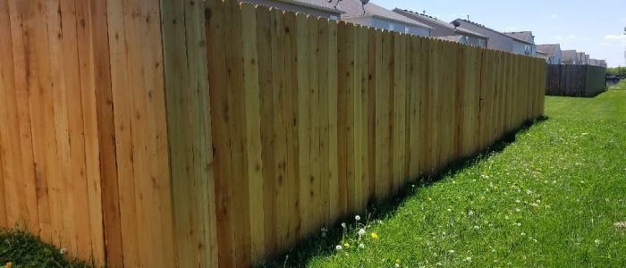 Lechuga_Fence_After - Richmond Exteriors
