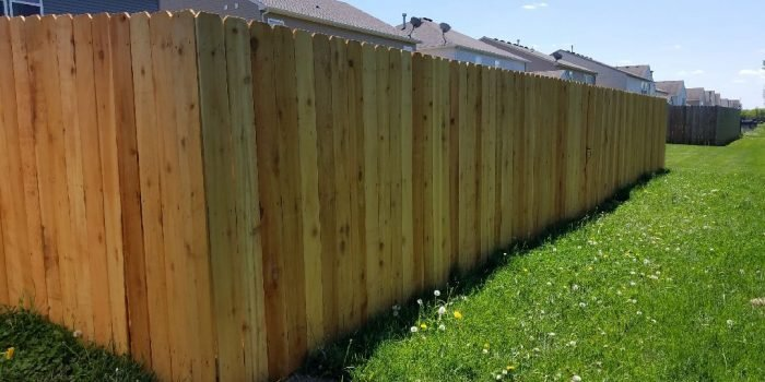 Edinburgh Fencing Company | Fencing Installation | Richmond Exteriors