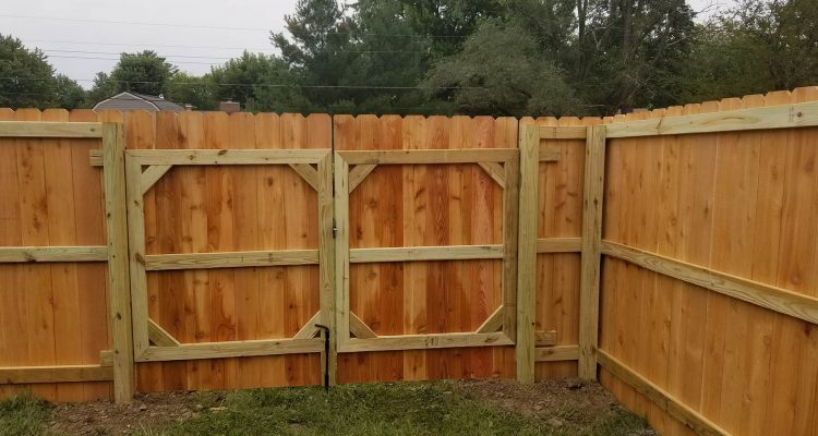 Image result for Wood fence