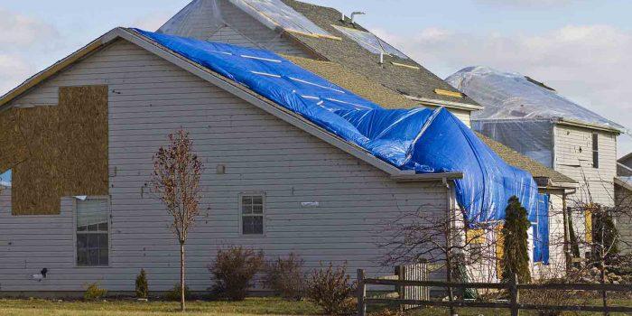 Storm Damage - Hail Damage - Roof Restoration - Roofing Repair - Richmond Exteriors
