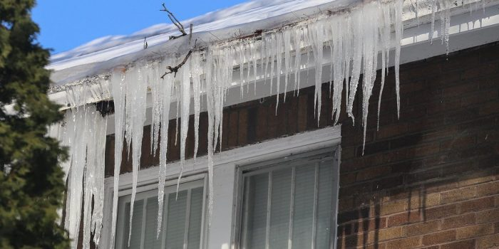 ice dam Indianapolis - Richmond Exteriors